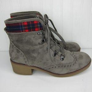 Tommy Hilfiger TWAZI-M Boots Size 8.5